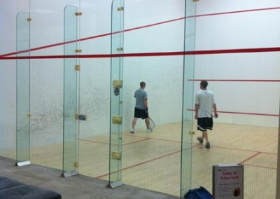 WSF Certified Squash Courts